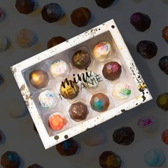 Think Outside The Box Cake Truffles