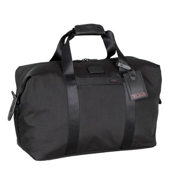 TUMI Black Corporate Collection Weekender Duffel