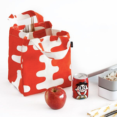 Printed Lunch Tote