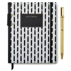 Brushstrokes Notebook and Pen Set