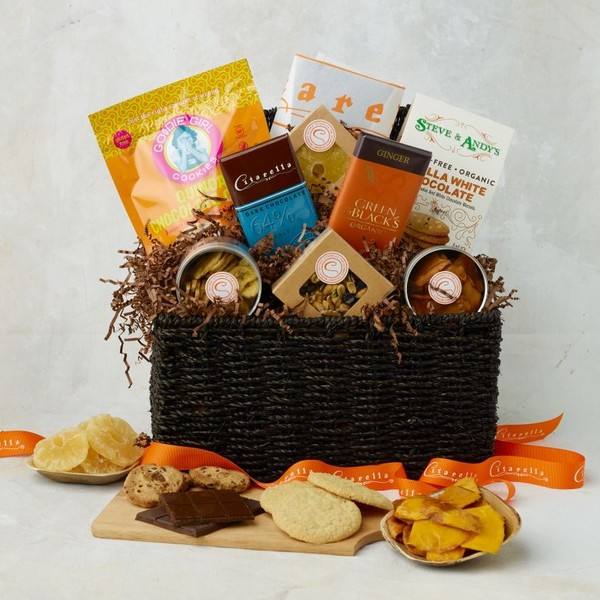 Citarella Good Vibes Gift Basket