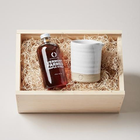Maple Syrup & Pitcher Boxed Set