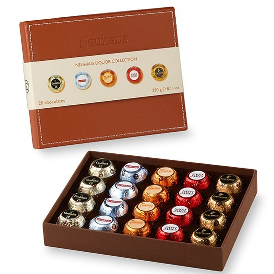 Neuhaus Liquor-Filled Chocolates, 20 pcs