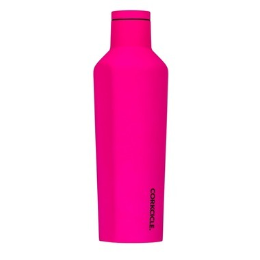 CORKCICLE Canteen, 16 oz - Neon Pink