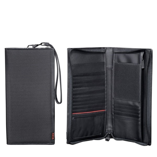 TUMI Alpha Zip Travel Case