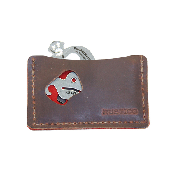 Pocket Monkey with Leather Bottle Opener Sleeve Orig. $37