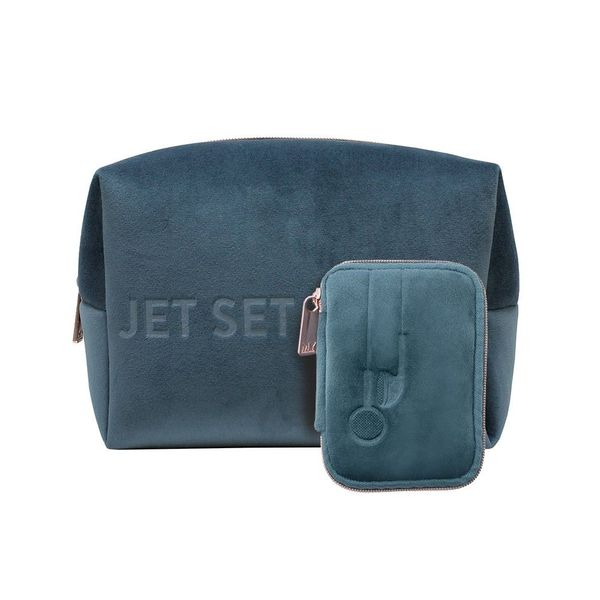 Jet Set Ready Pouch and Case
