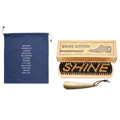 Shoe Shine and Horn Gift Set