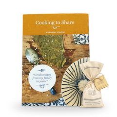 Go Greek Cooking Set