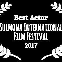Middle best actor   sulmona international film festival   2017