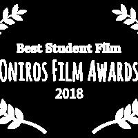 Middle best student film   oniros film awards   2018