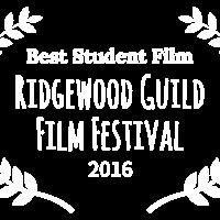 Middle best student film   ridgewood guild film festival   2016