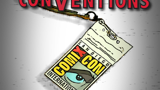 Medium comic conventions posterjpg