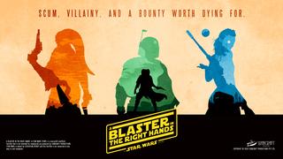 Medium blaster 16x9 poster image