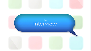 Medium the interview poster horizontal 16x9