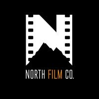 Middle northfilmco logo vector black