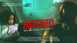 Medium poster hatched bb