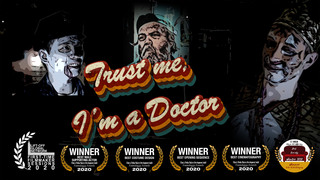 Medium trust me  i m a doctor  cover s