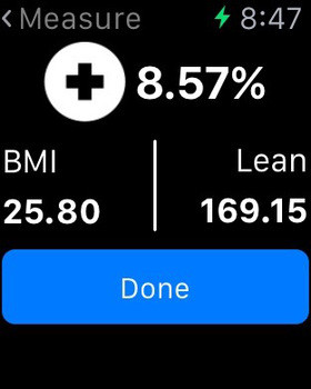 Body Fat Calculator & Fitness Tracker by FatCaliper+
