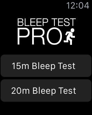 Team Beep Test Pro
