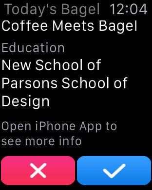 Notify does bagel screenshots meets coffee Screenshot? :