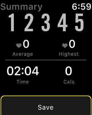 Apple Watch App | Watchaware
