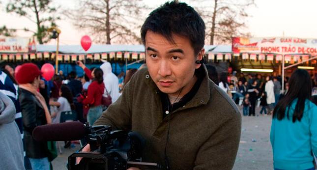 Filmmaker S. Leo Chiang