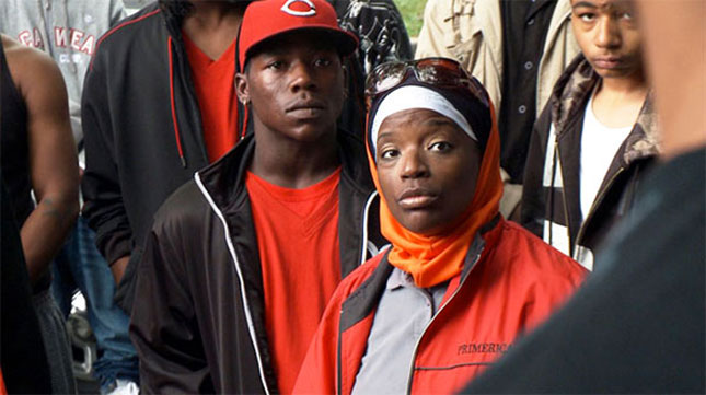 Ameena in The Interrupters