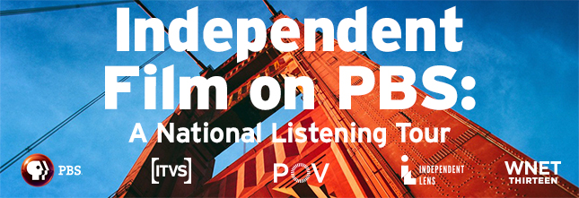 PBS Listening Tour in San Francisco