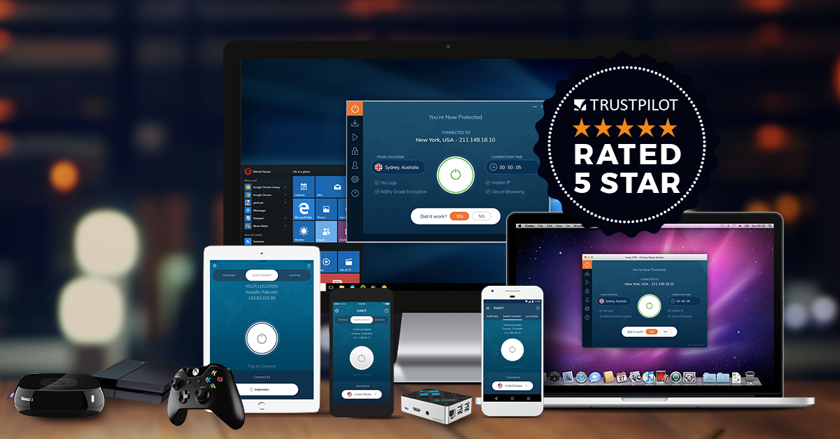 Buy VPN with Credit Card, PayPal or Bitcoin - Stay 100