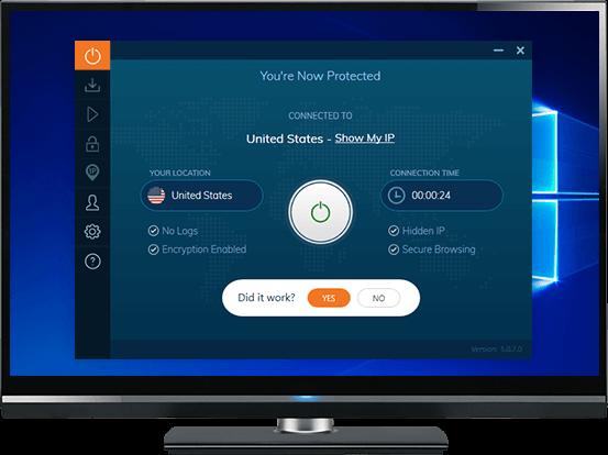 VPN for Windows - Fastest VPN Software For Windows 10