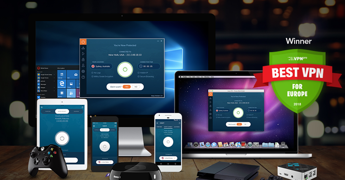 Download VPN for 2019 - Software for Windows, Mac, iOS and Android