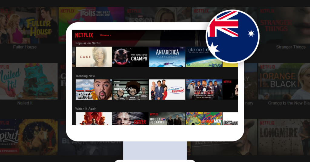How to Get American Netflix in Australia 2019 – The Smart way