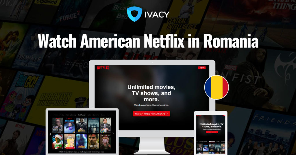 How to get American Netflix in Romania? in 2019
