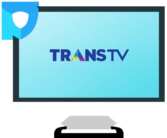 Watch TransTV Live Stream Outside Indonesia
