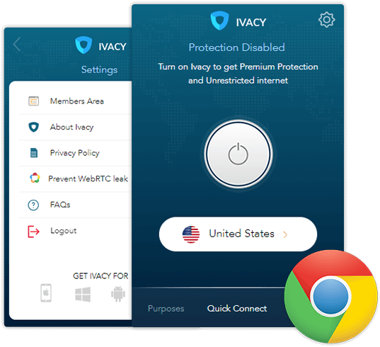 Chrome VPN Extension