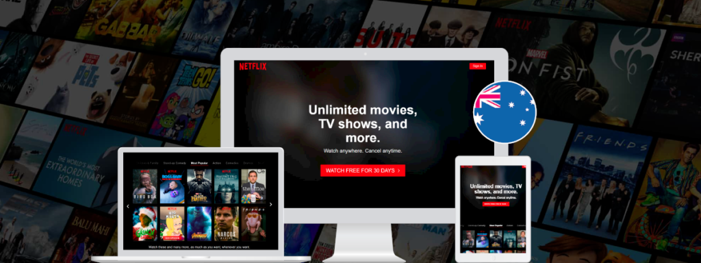 How to Watch Australian Netflix Outside Australia in 2019