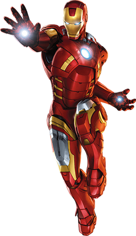ironman graphic