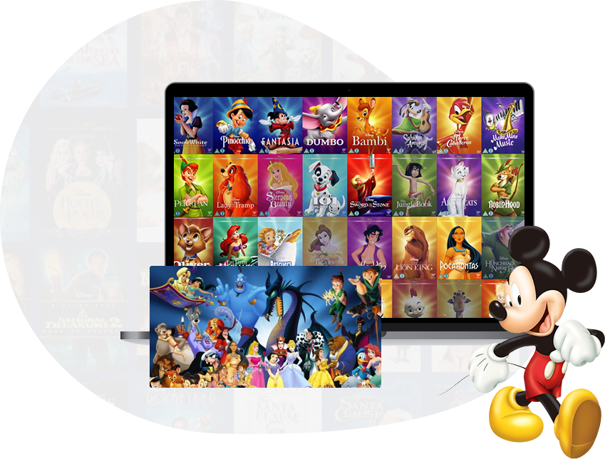 Unblock Disney Plus Classics