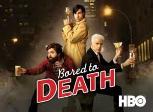watch Bored to Death on hbo max