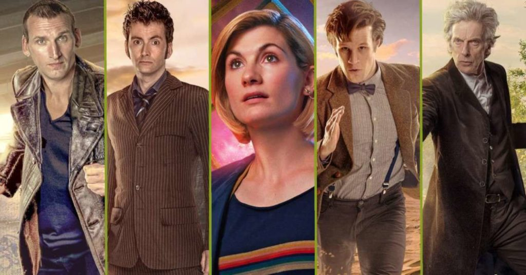 watch Doctor Who on hbo max