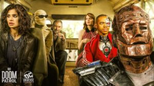 watch Doom Patrol on hbo max