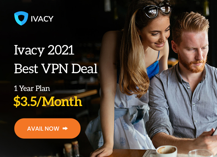 Ivacy VPN 730x530