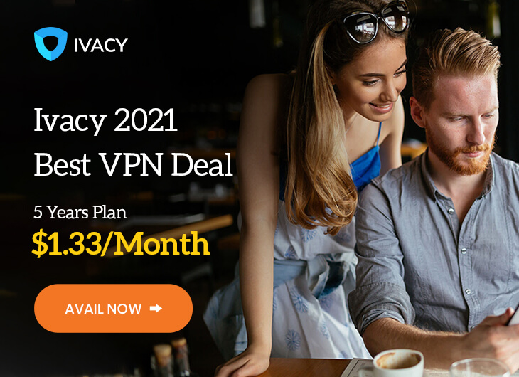 Ivacy VPN 730x530