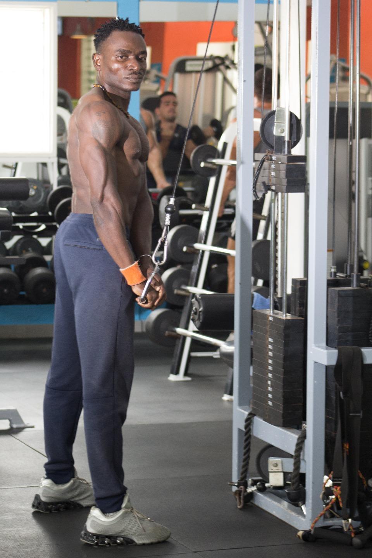 Photo by DanielMoussoro | sport, fitness, gym, gymnasium