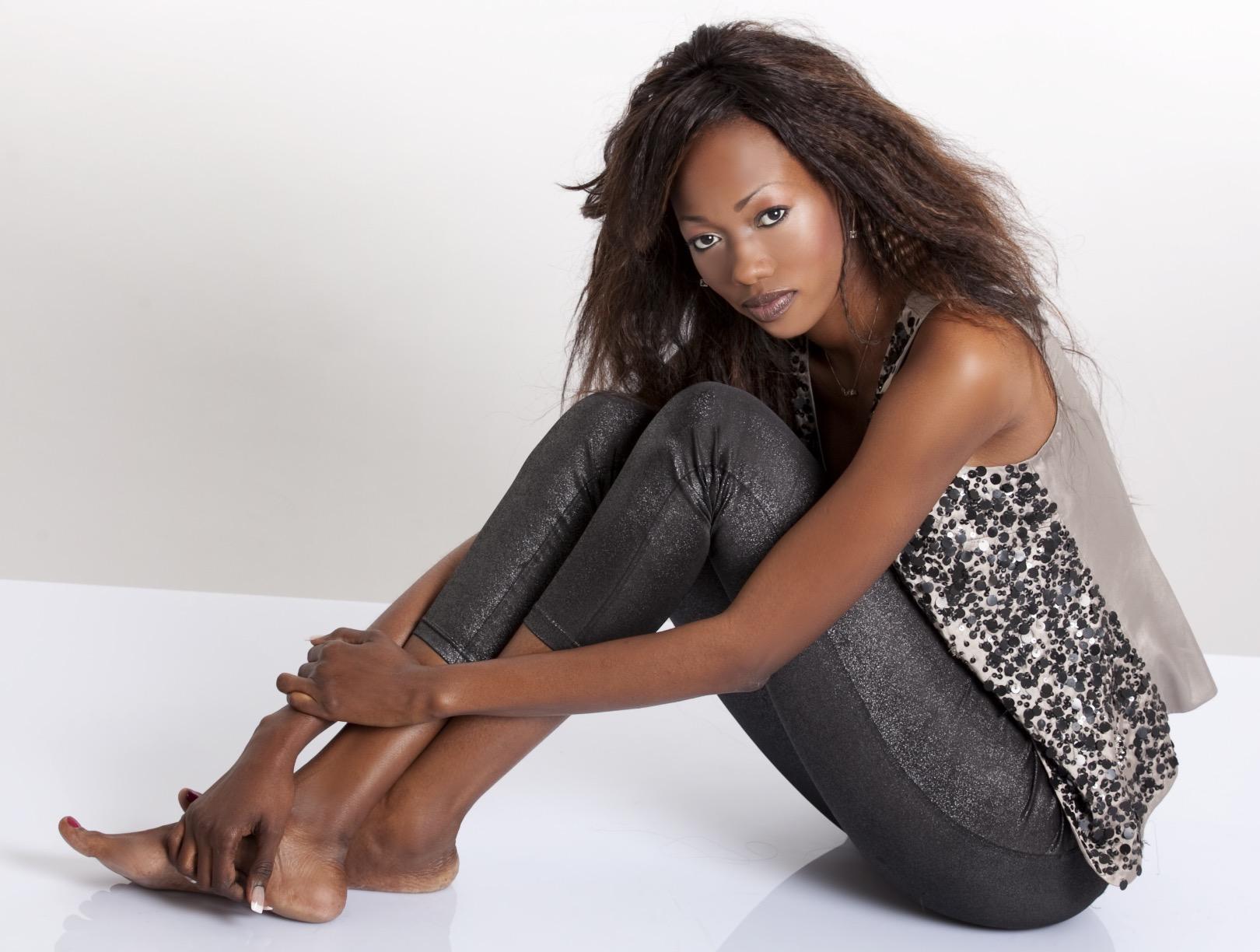 Sexy black africa