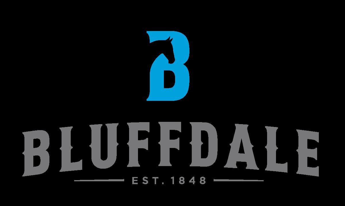 bluffdale Logo