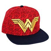 Wonder Woman Cap Image