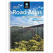 2020 Rand McNally Large Atlas Image