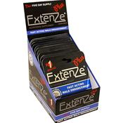 Extenze 5ct. Packet Image